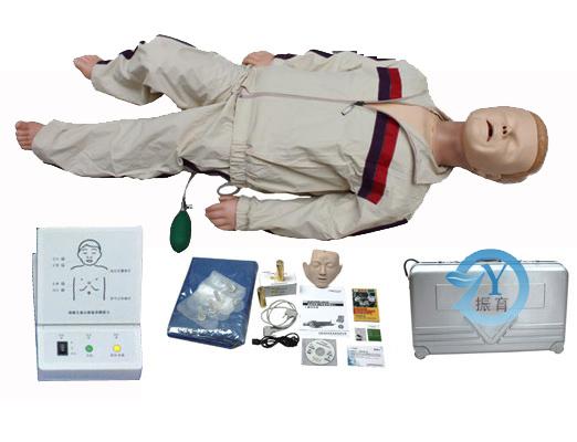 儿童心肺复苏人体模型