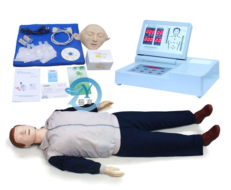 地震急救训练模拟人,心肺复苏模型