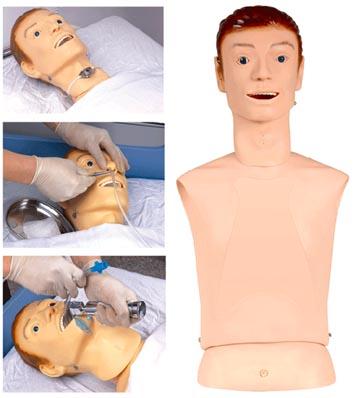 鼻胃管及气管插管训练模型